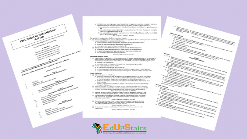 EDUCATOR SINGLE & CROSS – TRANSFERS: WHAT YOU NEED TO KNOW